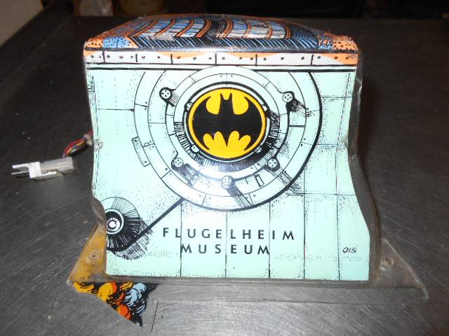 BATMAN Pinball Machine Game Flugelheim Museum Plastic Assembly Data East %289%29 batman pinball machine game flugelheim museum plastic assembly  at fashall.co