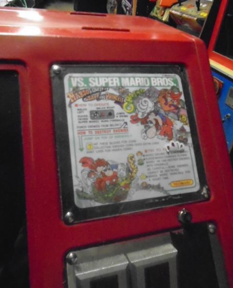 Nintendo Excitebike Super Mario Bros 4 Player Cocktail Tent