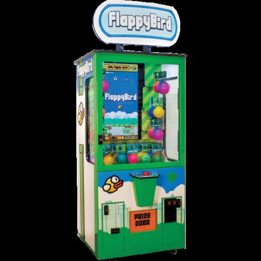 FLAPPY BIRD Ticket Redemption Arcade Machine Game for sale