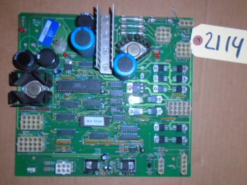ICE CRANE Arcade Machine Game PCB Printed Circuit Board #2114 for sale