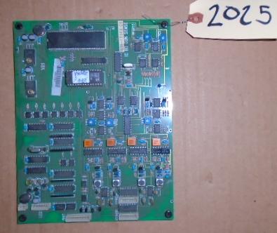 JURASSIC PARK Arcade Machine Game PCB Printed Circuit IC GUN SENSOR Board #2025 for sale