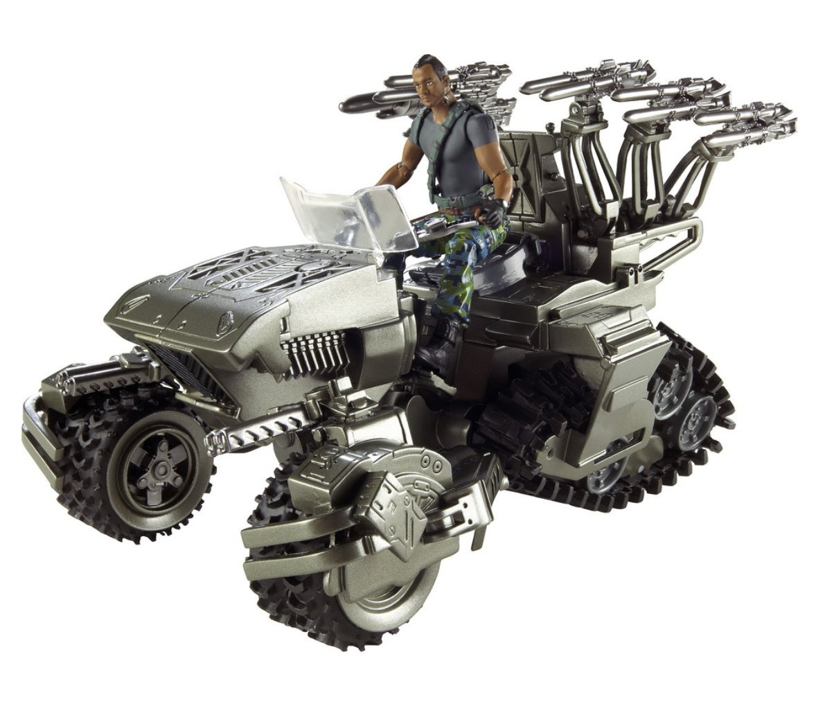 Avatar Toys: James Cameron's AVATAR RDA GRINDER Collectible Vehicle Toy