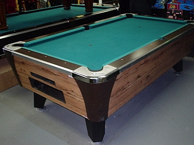 POOL TABLE Or COMMERCIAL COIN OPERATED Great Condition - Coin operated pool table parts