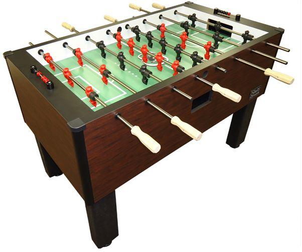 PRO FOOS II DELUXE FOOSBALL TABLE By SHELTI - NEW!
