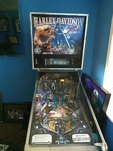 STERN HARLEY DAVIDSON 2nd ED Pinball Machine Game for sale