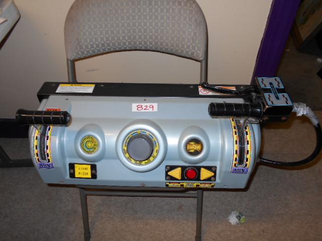 pod racer arcade machine