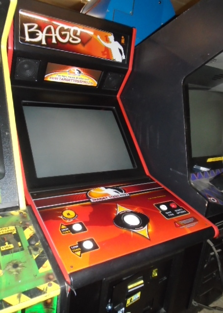 Used Arcade Games Sale : Target toss pro bags arcade machine game for sale by it