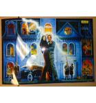 ADDAMS FAMILY Pinball Machine Game Translite Backbox Artwork for sale - #31-1357-20017