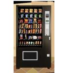 AMS Automated Merchandising Systems G9-640 WideGem Snack Glass Front Vending Machine Candy machine Candy vendor Snack machine Snack vendor
