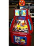 BASKET FORTUNE 4 Player Ticket Redemption Arcade Machine Game for sale by FAMILY FUN COMPANIES