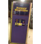 BENCHMARK STAND ALONE TICKET STATION Redemption Ticket Eater Machine