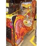 BIG TOP BOP! Ticket Redemption Arcade Machine Game for sale - COOL CIRCUS THEME - BOXING