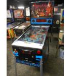 BRAM STOKER'S DRACULA Pinball Game Game for sale by Williams - Coffin - Scary