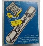 BUSSMAN FUSETRON MDL 8/10 FUSES - BOX of 100