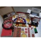 CARNIVAL KING BIG TOP SHOOTER KIT for Arcade Machine Game by INCREDIBLE TECHNOLOGIES - NOS