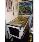 "CHICAGO CUBS ""TRIPLE PLAY"" Pinball Machine Game by PREMIER - BUILT in 1985"