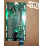 COLORAMA Arcade Machine Game PCB Printed Circuit I/O Board #2193 for sale
