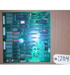 COLORAMA Arcade Machine Game PCB Printed Circuit MAIN Board #2204 for sale