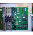 CYCLONE Redemption Arcade Machine Game PCB Printed Circuit Main Board #1186 REBUILT by ICE for sale