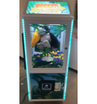 Coast to Coast Entertainment MONKEY BIZZ-NESS Toy Capsule Redemption Arcade Machine Game for sale