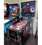 DALE EARNHARDT JR. #8 Pinball Machine Game for sale by Stern - LIMITED EDITION