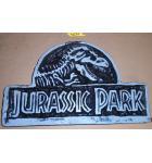 DATA EAST JURASSIC PARK Pinball Machine Game BACKBOX TOPPER #4239 for sale