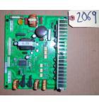 DAYTONA 2, STAR WARS, ETC. SEGA MODEL 3 Arcade Machine Game PCB Printed Circuit FEEDBACK DRIVER Board #2069 for sale