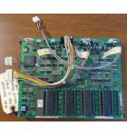 DAYTONA USA 2 Arcade Machine Game DIGITAL SOUND PCB Printed Circuit Board #105 by SEGA