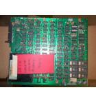 DECO Dart Board Arcade Machine Game Cassette System Board #DE-0083-B-O