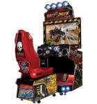 DIRTY DRIVIN' Arcade Machine Game for sale by RAW THRILLS