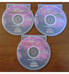 DRAGON'S LAIR DRAGON'S LAIR II & SPACE ACE Install RESTORE Disks for ARCADE LEGENDS for sale