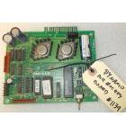 DYNAMO AIR HOCKEY Arcade Machine Game PCB Printed Circuit Board #1139 for sale