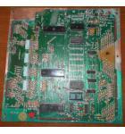 FLASH GORDON Pinball Machine Game Main CPU PCB Printed Circuit Board
