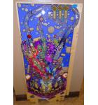 GHOSTBUSTERS LE SIGNED Pinball Machine Game Playfield Production Reject #1139 for sale