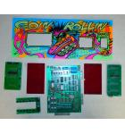 GOIN' ROLLIN' Ticket Redemption Arcade Game Machine Kit #1794 for sale