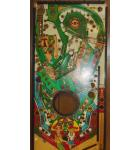 GOTTLIEB TEE'D OFF Pinball Machine Game Playfield #3958 for sale