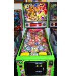 Ghostbusters Limited Edition Pinball Game Machine for sale by Stern Pinball - LESS THAN 200 PLAYS