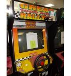 GREAT 1000 MILE RALLY Arcade Machine Game for sale by KANEKO