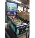 HOLLYWOOD HEAT Pinball Game Machine For Sale by PREMIER