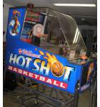 HOT SHOT BASKETBALL Ticket Redemption Arcade Machine Game for sale by WILLIAMS