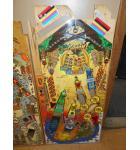 INDIANA JONES Pinball Machine Game Playfield
