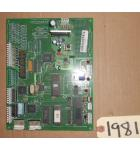 JACKPOT PUSHER REDEMPTION Arcade Game Machine PCB Printed Circuit Board #1981 for sale