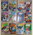 JEMM SON OF SATURN COMIC BOOKS LOT - ISSUES #1 through #12 COMPLETE SERIES for sale - 1984 DC COMICS