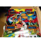 JOKER POKER Pinball Machine Game Backglass Backbox Artwork