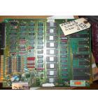 Karate Champ Arcade Machine Game Non Jamma PCB Printed Circuit Board