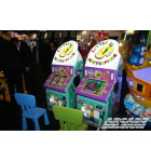 LAI LITTLE MASTERPIECE Arcade Coloring Touch Screen Ticket Redemption Arcade Game Photo Booth for sale