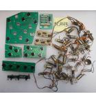 LAST ACTION HERO Pinball Machine Game LAMP BOARD LOT #LA43 for sale