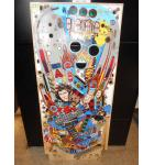 LETHAL WEAPON 3 Pinball Machine Playfield #287 from Data East for sale