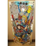 LETHAL WEAPON 3 Pinball Machine Playfield #LW21 from DATA EAST for sale