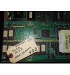 M.V.P. Arcade Machine Game Non Jamma PCB Printed Circuit Board